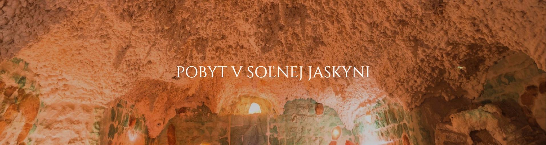 Pobyt v solnej jaskyni