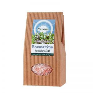 Kúpeľová soľ - ROZMARÍN 500g
