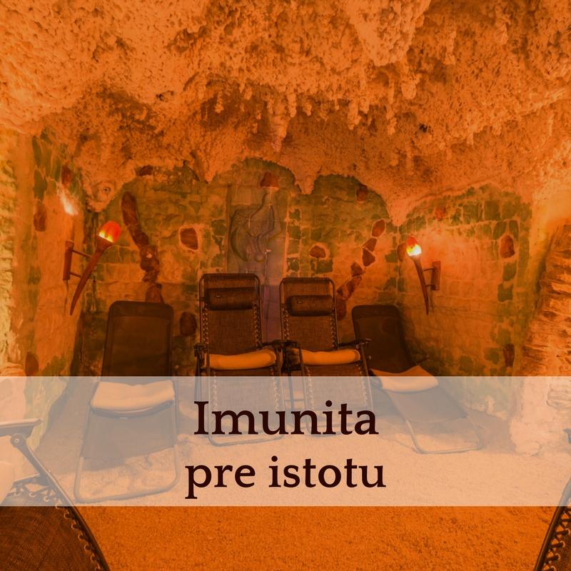 Imunita pre istotu – 20 vstupov – Soľná jaskyňa v Prešove 44573dcaed3