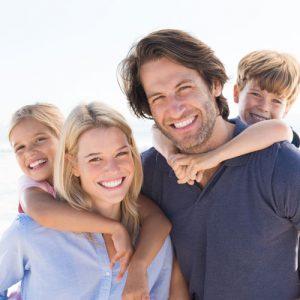 Rodinná permanentka pre 3-4 osoby - 5 vstupov