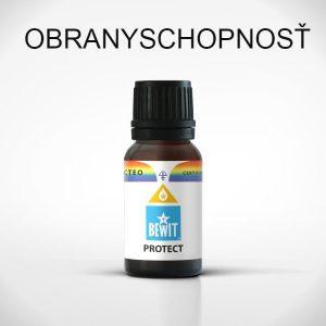 Protect (Ochrana) - zmes esenciálnych olejov