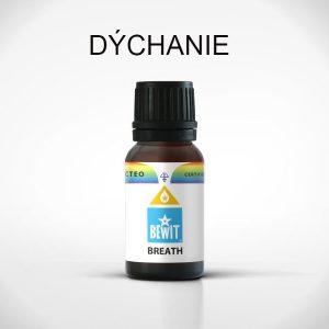 BREATH (DYCH) - zmes esenciálnych olejov