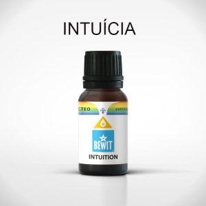 INTUITION (INTUÍCIA) - zmes esenciálnych olejov
